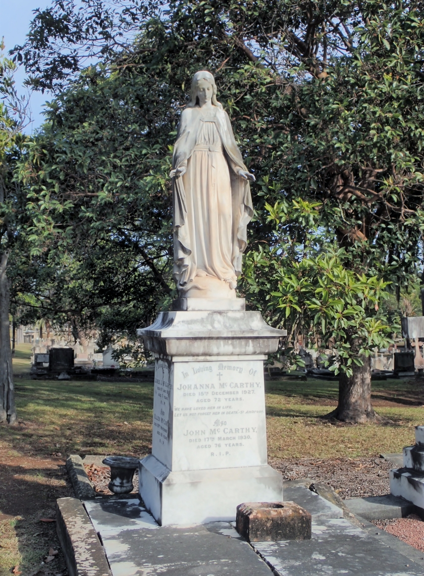 Rookwood Cemetery 29 06 2018